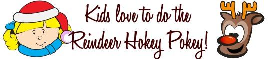 Reindeer Hokey Pokey
