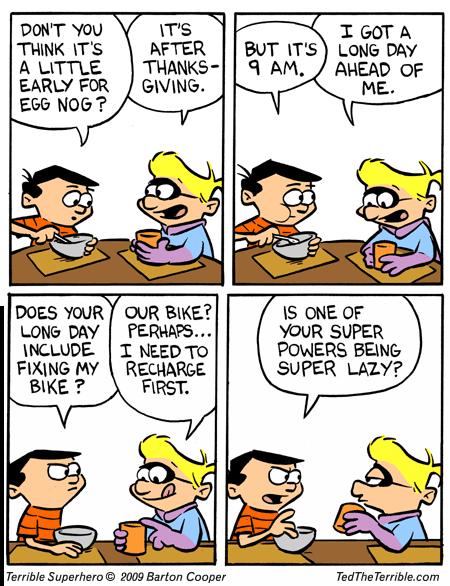 Christmas Comic 039