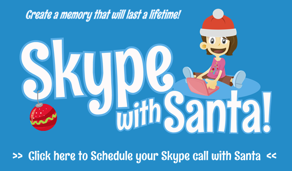 Skype with Santa