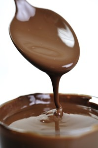 Chocolate Melting Spoons