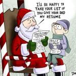 Santa's Resume