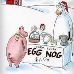 Farm Fresh Eggnog