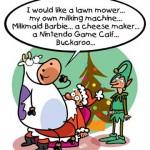 Christmas Comic 029