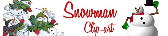 Snowman-Clip-art